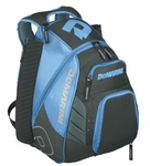 Demarini VooDoo Rebirth Victory Blue Backpack WTD9105VB