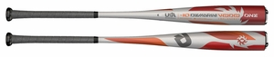 "DeMarini VooDoo One 2-5/8"" Youth USA Bat WTDXUO2 -10oz (2018)"