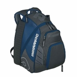 DeMarini VooDoo Rebirth Navy Backpack WTD9105NA