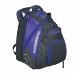 DeMarini VooDoo Rebirth Purple Backpack WTD9105PR