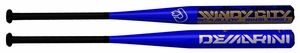DeMarini Windy City Slowpitch Softball Bat Balanced USSSA WTDXWCS (2016) BLEM No Warranty