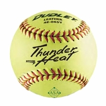 Dudley Thunder Heat HyCon 4A-065Y ASA Slowpitch Softballs -- 1 DZ