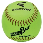 "Easton 10"" Neon SofTouch Team Balls A122612 -- 1 DZ"