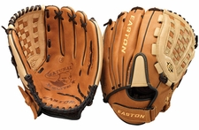 "Easton Natural Elite Outfield Glove 12.5"" NES125"