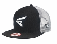 Easton Adult 9Fifty Black/White Cage Hat a167902