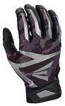 Easton Black/Black Camo Youth Z7 Hyperskin Batting Gloves