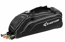 Easton Black E700W Wheeled Equipment Ball Bag A159002BK