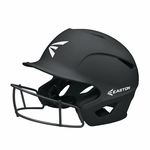 Easton Black Fastpitch Prowess Grip Batting Helmet with Mask A168504BK-SM
