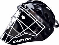 Easton Black Stealth Speed Elite Catchers Helmet