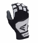 Easton Black/White Adult HS VRS Batting Glove A121811
