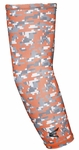 Easton Compression Arm Sleeve Orange/Camo