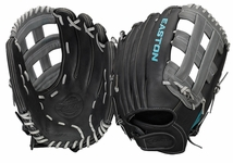 Easton Core Pro Fastpitch Series 13 in Outfield Glove COREFP1300BKGY (2017)