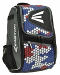 Easton E100P Bat Pack Red/White/Blue A163007