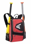Easton Equipment E100P Black/Red Backpack