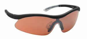 Easton Flare Sunglasses - Black/Red