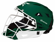 Easton Green Adult Fastpitch Grip Catcher's Helmet A165344