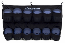 Easton Hanging Helmet Bag - Black Only - HOLDS 12 HELMETS