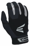 Easton HS3 Black/Black Adult Batting Glove (2015)