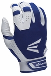 Easton HS3 White/Royal Adult Batting Glove (2015)