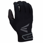 Easton HS7 Adult Black/Black Batting Glove (2015)