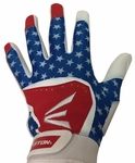 Easton HS7 Youth Stars and Stripes Batting Glove (2015)
