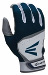 Easton HS7 Youth White/Navy Batting Glove (2015)