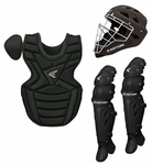 Easton M7 Black Youth Catcher's Set W/ Rival Helmet