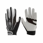 Easton Magnum Youth Batting Glove - White/Black