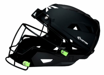 Easton Mako II C-Helmet - Black / Black