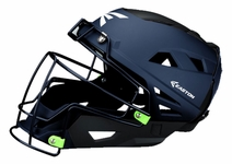 Easton Mako II C-Helmet - Navy / Black