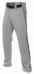 Easton Mako II Grey/Navy Piped Pant