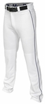 Easton Mako II Piped Pants - White / Navy