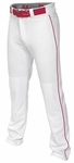 Easton Mako II Piped Pants - White / Red