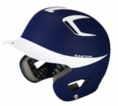 Easton Natural Grip Two Tone Adult Navy/White Batting Helmet