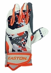 Easton Orange Digi Camo Youth Stealth Core Batting Glove 8030109