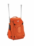 Easton Orange Walk-Off IV Ball Backpack A159027OR