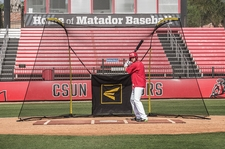 Easton Pop Up Backstop