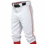Easton Pro + Piped Knicker - White / Red