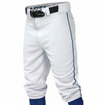 Easton Pro + Piped Knicker - White / Royal