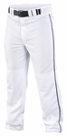 Easton Quantum Plus Piped Pants White/Royal #6048229