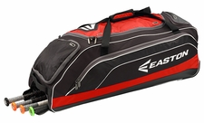 Easton Red E700W Wheeled Equipment Ball Bag A159002RD