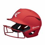 Easton Red Fastpitch Prowess Grip Batting Helmet with Mask A168505RD-M/L