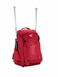 Easton Red Walk-Off IV Ball Backpack A159027RD