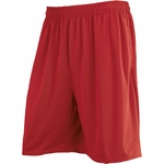 Easton Youth Red Spirit Shorts