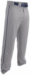 Easton Rival 2 Gray/Navy Youth Piped Baseball Pants A167125GYNY