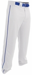 Easton Rival 2 White/Royal Youth Piped Baseball Pants A167125WHRY