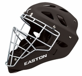 Easton Rival C-Helmet Black Catcher's Helmet