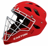 Easton Rival C-Helmet Red Catcher's Helmet