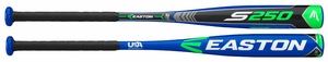"Easton S250 2-1/4"" Youth USA Bat YSB18S250 -10oz (2018)"