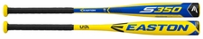 "Easton S350 2-1/4"" Youth USA Bat YSB18S350 -11oz (2018)"